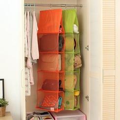 Lazy Corner - Hanging Closet Organizer