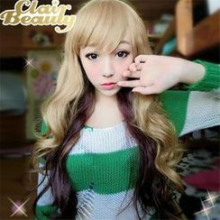 Clair Beauty - Long Full Wig - Gradient Wavy