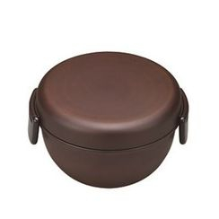 Miyamoto Sangyo - SEE Bowl Lunch Box (Dark Brown)