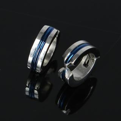 Trend Cool - Single Clip-On Earring