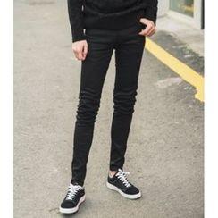 ABOKI - Colored Skinny Pants