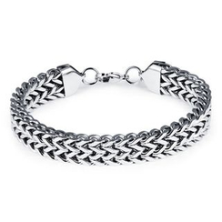 Tenri - Stainless Steel Chain Bracelet