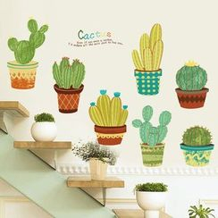 LESIGN - Cactus Wall Sticker