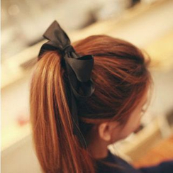 Annamae - 蝴蝶結髮圈