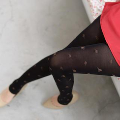 59 Seconds - Skull Print Tights