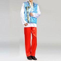 Komomo - 家庭裝韓式舞蹈服裝