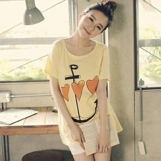 Tokyo Fashion - Short-Sleeve Printed T-Shirt