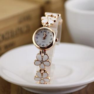 Flower Bracelet Watch