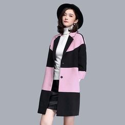 Sentubila - Color Block Coat