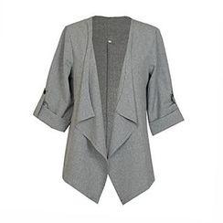 Flore - 扣带袖夹克