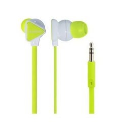 Zumreed - Zumreed ZHP-130 Earphones (Lime Yellow)