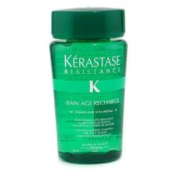 Kerastase - Kerastase Resistance Bain Age Recharge Shampoo (For Tight Scalps and Hair Losing Vitality)