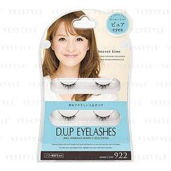 D-up - Secret Line Eyelashes (#922)