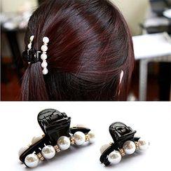 Cheermo - Faux Pearl Hair Claw