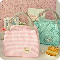 Momoi - Patterned Lunch Bag