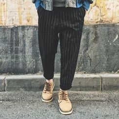Milioner - Striped Harem Pants
