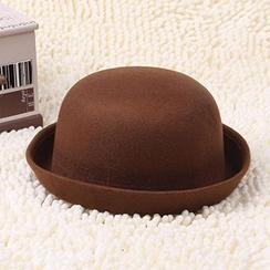 Hats 'n' Tales - Woolen Bowler Hat