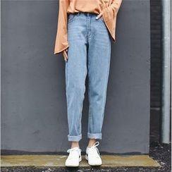 Racoon - Slim-Fit Jeans