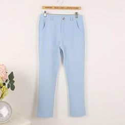 Queen Bee - Cropped Pants