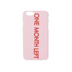 DABAGIRL - Lettering iPhone 6/6 Plus/7/7 Plus Case