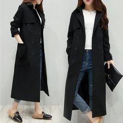 Soraka - Buttoned Coat