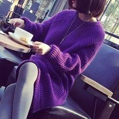 Cloud Nine - Sweater Dress