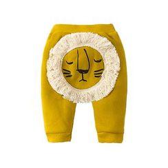 MOM Kiss - Baby Lion Pants