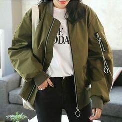 茜珞萊 - 圈環飛行夾克