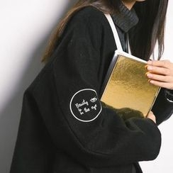 MIKPO - Long Knit Jacket