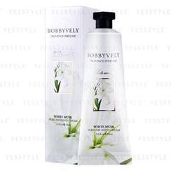 LadyKin - Bobbyvely Whitemusk Perfume Hand Cream