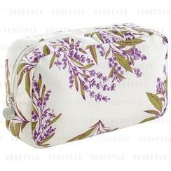 Crabtree & Evelyn - Purple Flower-Print Bag