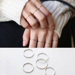 Love Generation - 925 Sterling Silver Ring