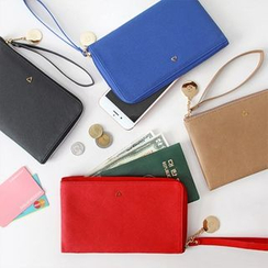 iswas - 'The Basic' Series Wristlet Long Wallet