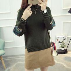 NIZ - Printed Sweater