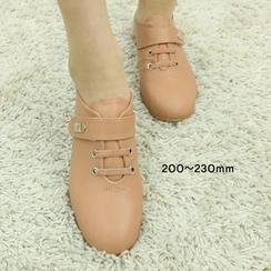 Dodostyle - Hidden-Heel Velcro Oxfords