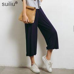 GoFlow - Plain Pants