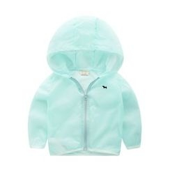 lalalove - Kids Hooded Light Jacket