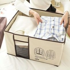 Lazy Corner - Printed Storage Box