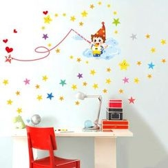 LESIGN - Star Wall Sticker