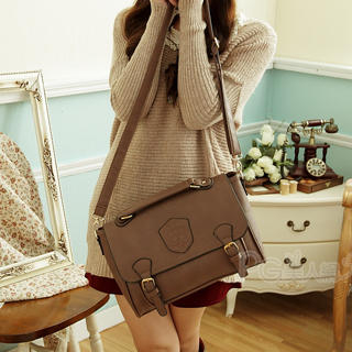 PG Beauty - Top Handle Crossbody Bag