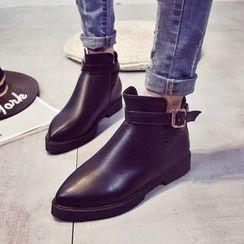 傾城 - 尖頭短靴