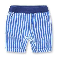 JAKids - Kids Stripe Shorts