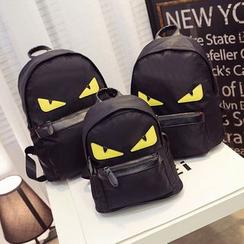 Bibiba - Monster Nylon Backpack