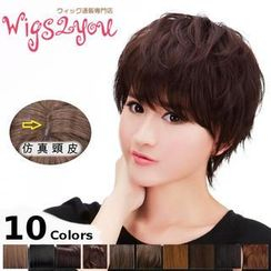 Wigs2You - Short Full Wig -  Wavy