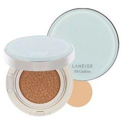 Laneige - BB Cushion Pore Control SPF 50+ PA+++ (#23 Sand Beige)