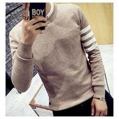 風森 - 條紋毛衣