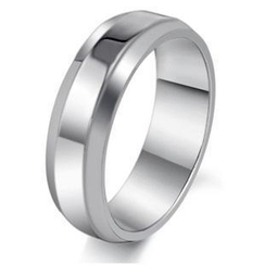 Tenri - Titanium Steel Ring