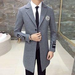 Blueforce - 貼布繡大衣