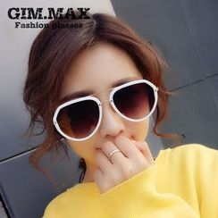 GIMMAX Glasses - Double Nose Bridge Sunglasses