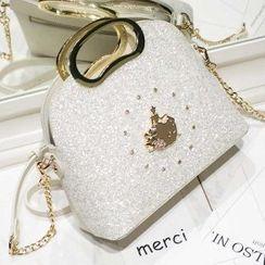 Axixi - Embellished Handbag